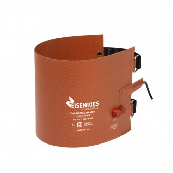 Gasflaschenwärmer f. 10 - 33kg-Flaschen 860X330mm, 230V/1000W